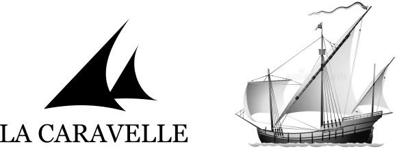History of La Caravelle logo