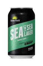 Sea to Sea Lager can