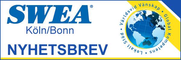 Logo SWEA Köln/Bonn Nyhetsbrev