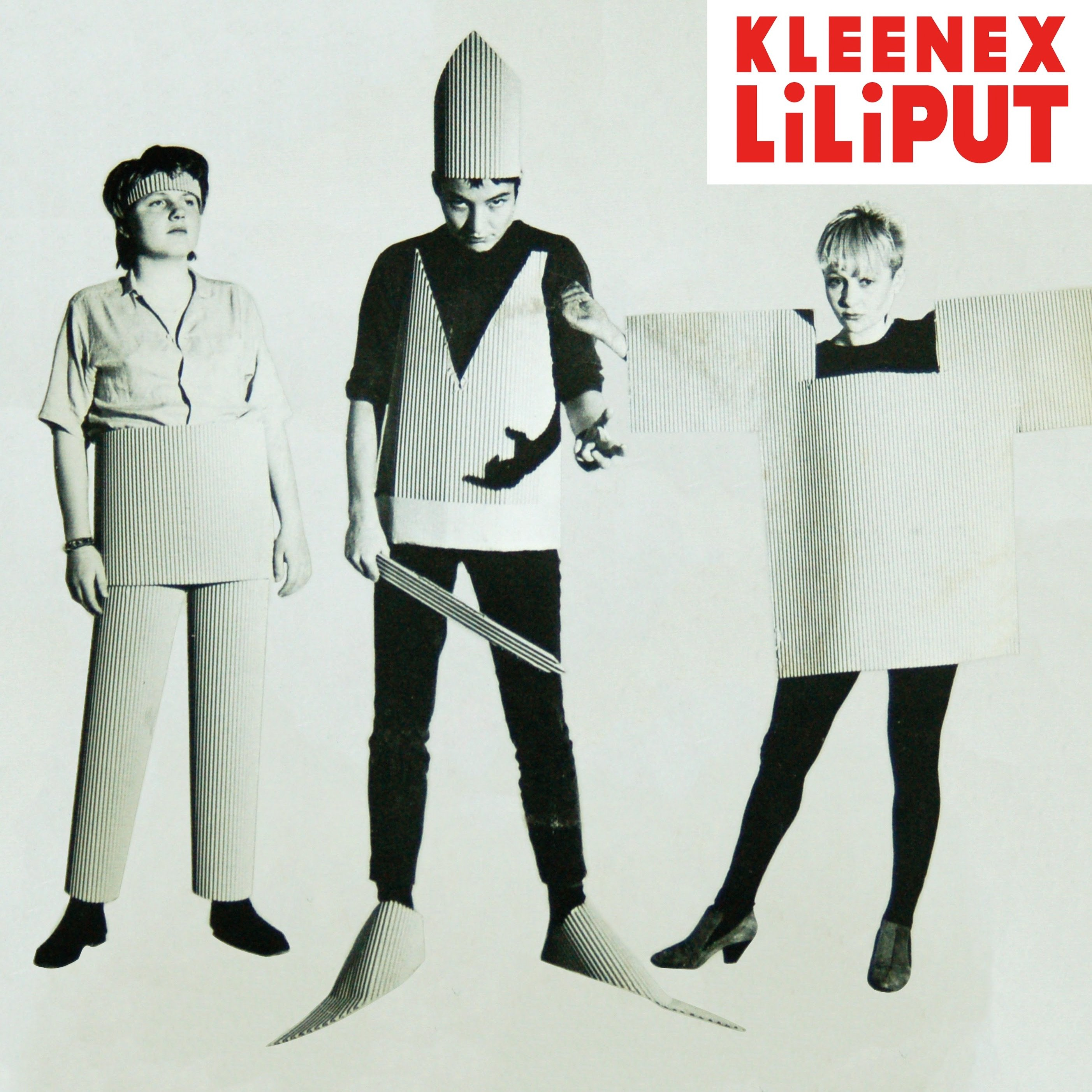 Kleenex/LiLiPUT 'First Songs'