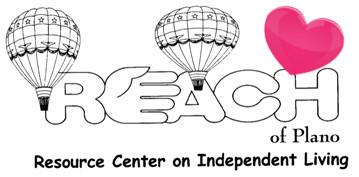 REACH logog with healthy heart