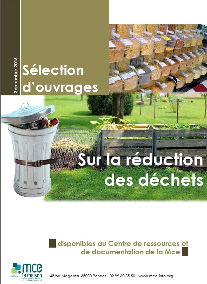 La réduction des déchets