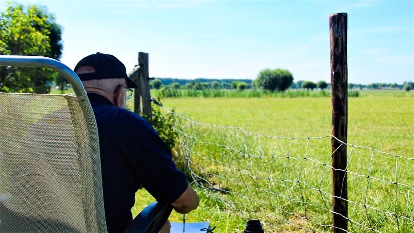Kamperen bij de boer – aaien inbegrepen