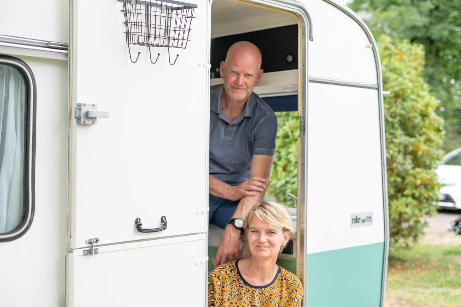 Bretagne ontdekken met een roller caravan