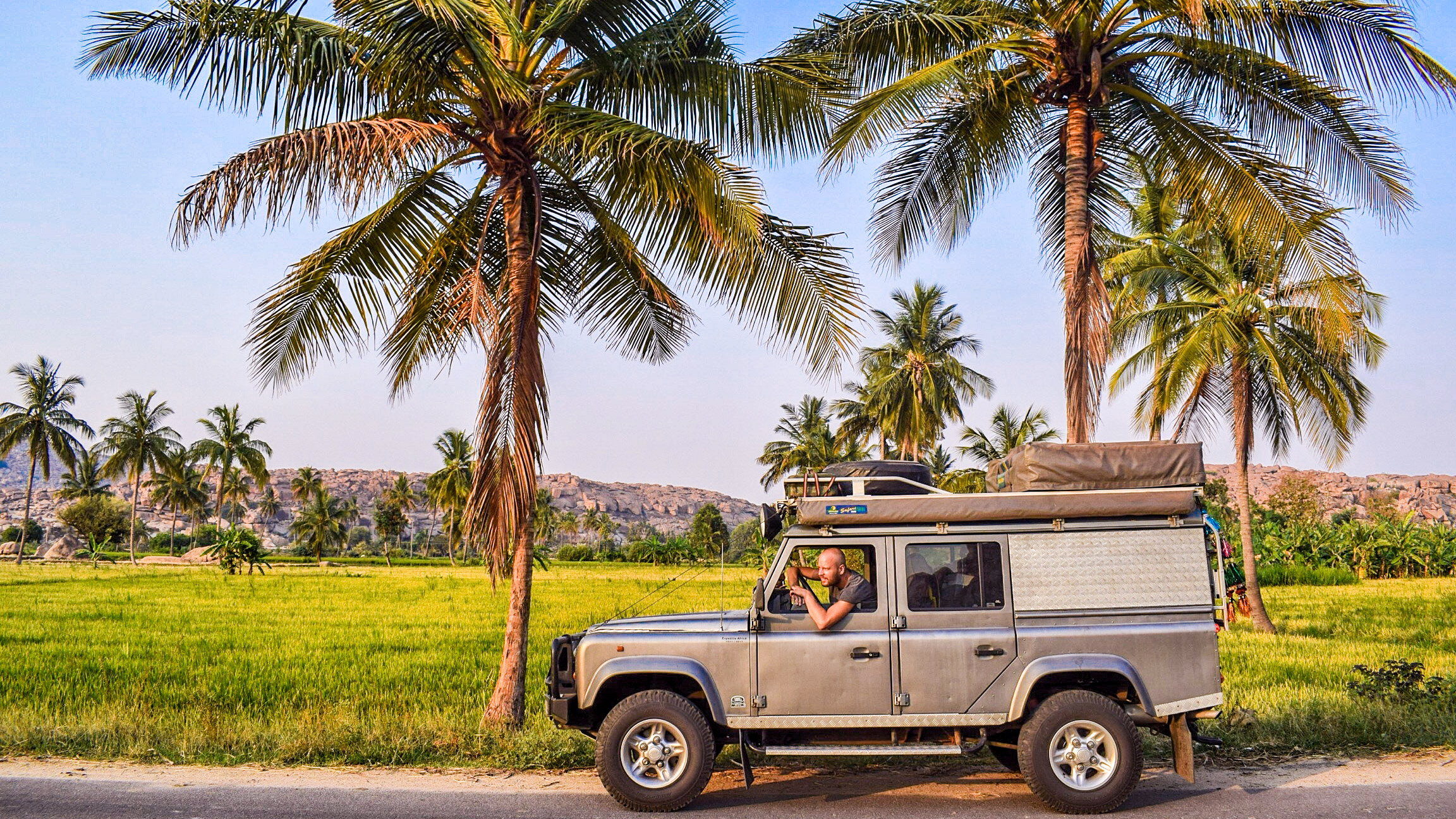 Ultimate roadtrip : met de camper naar India