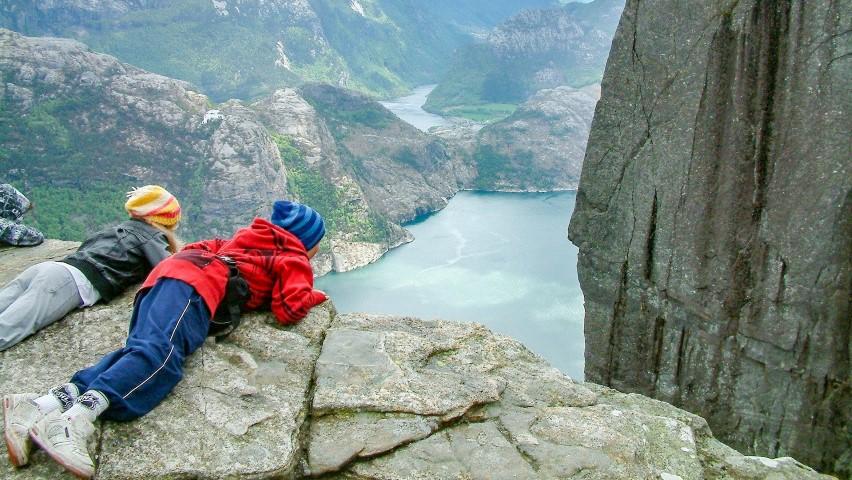 Avontuurlijke route door Noorwegen met tips voor kinderen