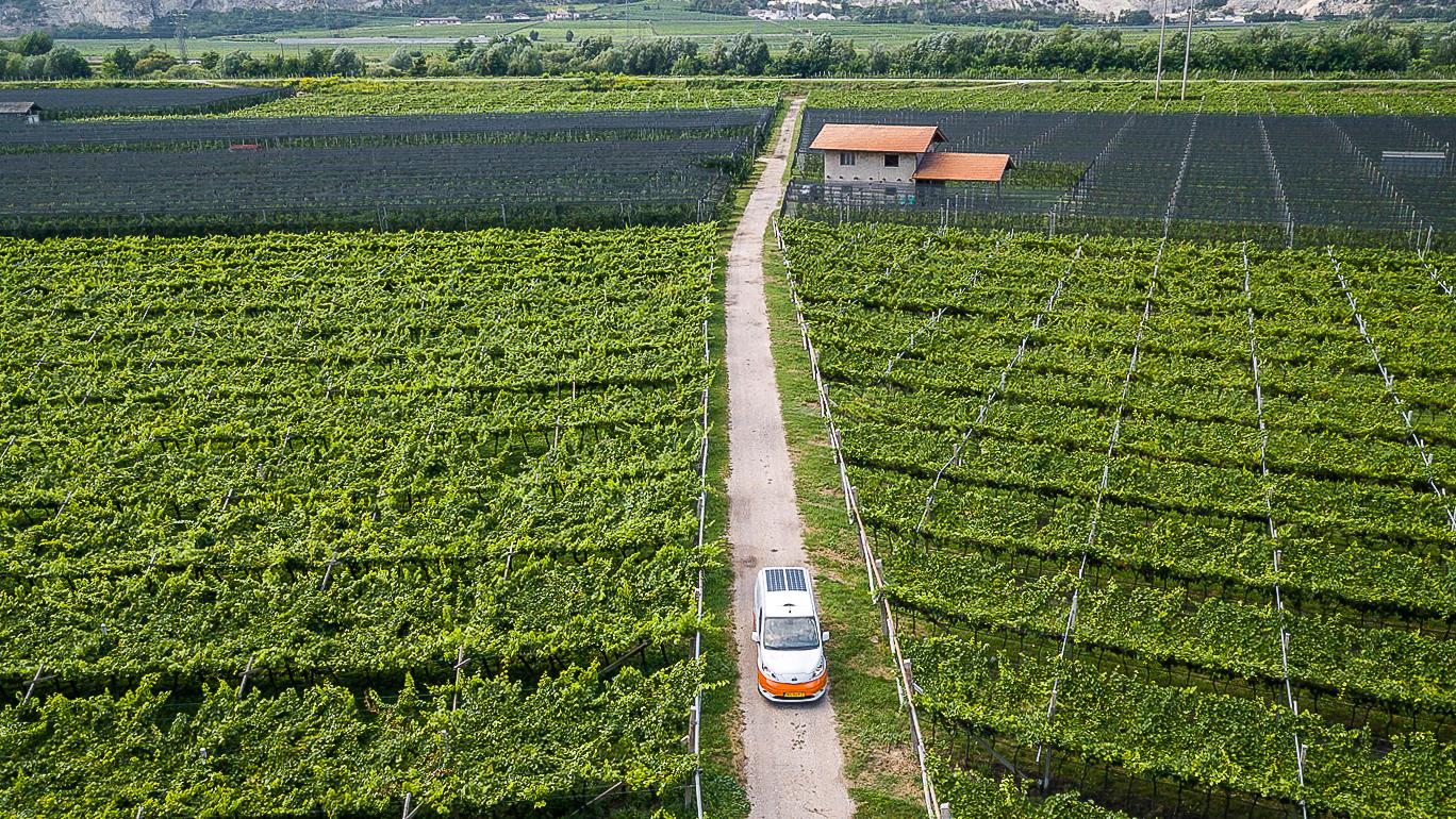Wijnroute voor een weekend door Luxemburg