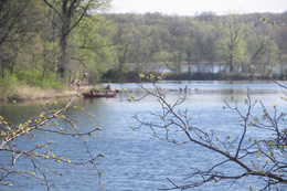 Stumpf lake