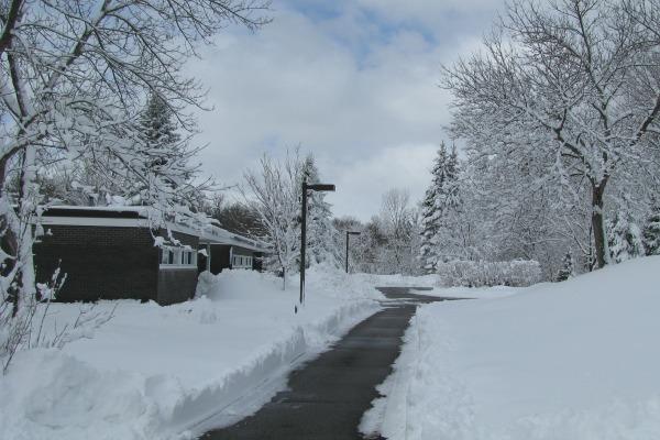 Winter Collegeville
