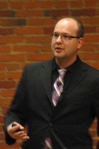 Benjamin Durheim