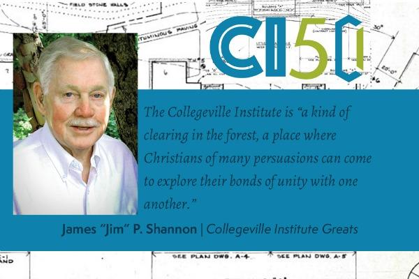 Jim Shannon Collegeville Institute Greats