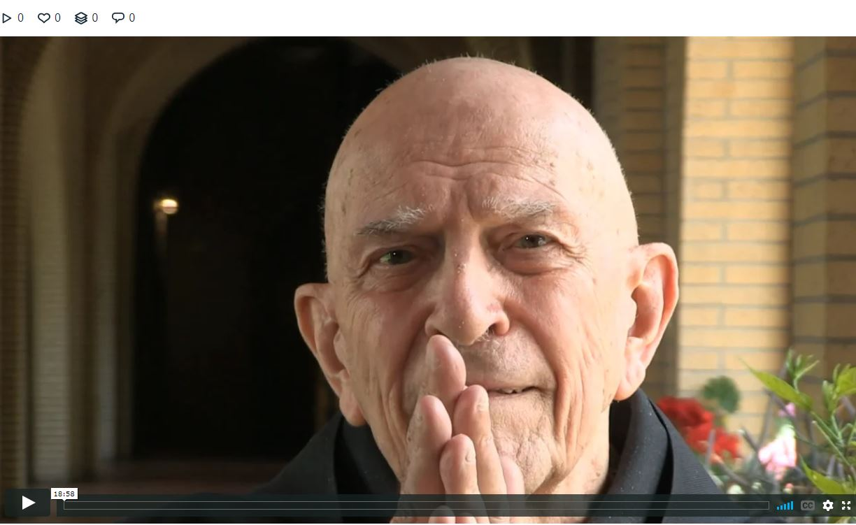 Fr. Thomas Keating memorial video