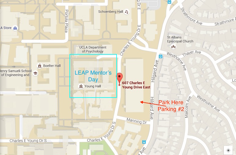 LEAP Mentor's Day:Win Your Career War(UCLA 1/23)