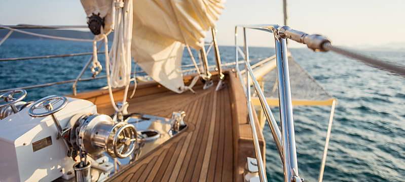 Herbst-Special und Yachtreisen 2018