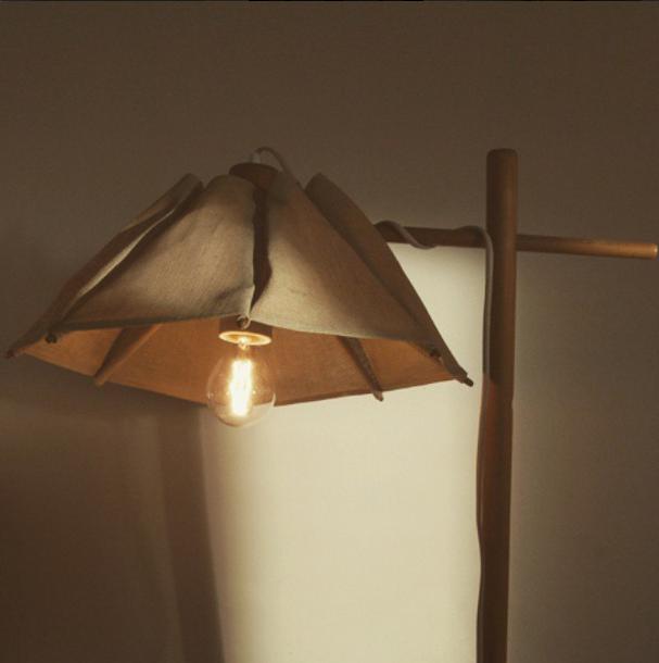 German Standard Lamp