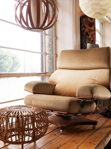 G Plan Housemaster Chair