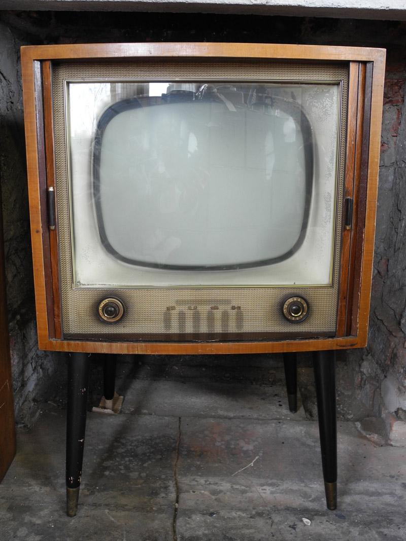 Television Tambour Unit