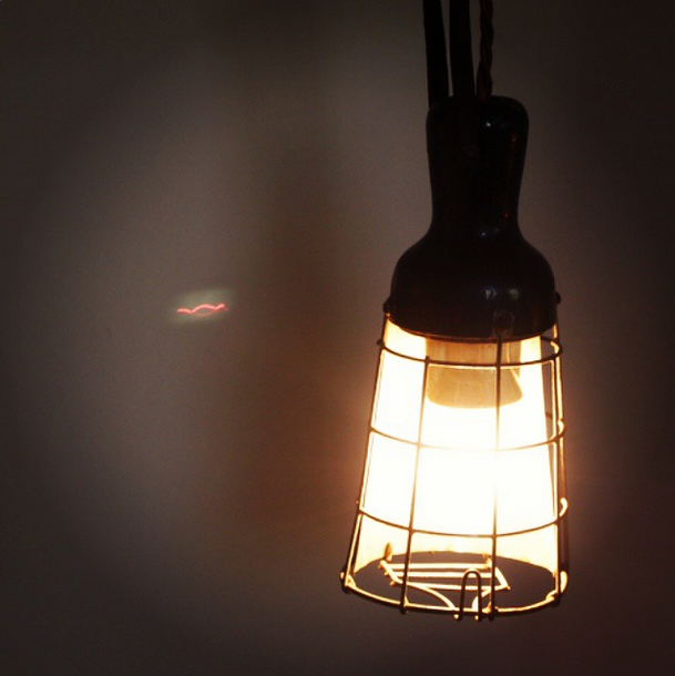 Industrial Cage Lighting