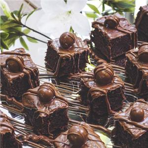 Malted Brownies