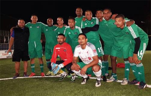 FC Paarman team