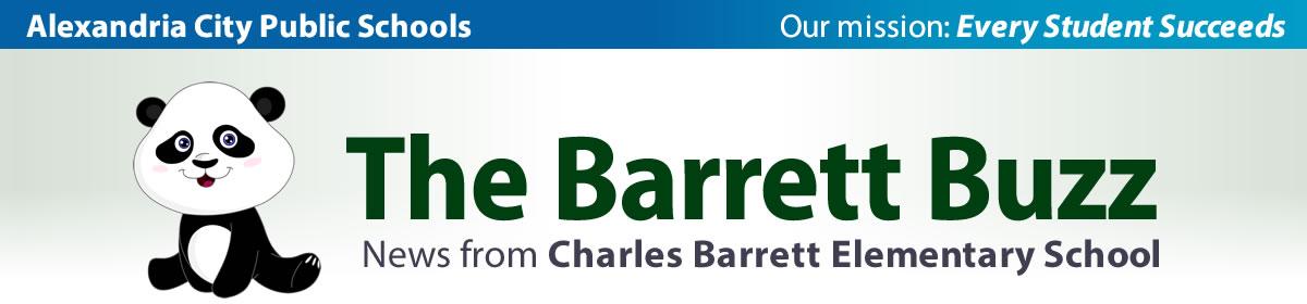 The Barrett Buzz: News from Charles Barrett Elementary School