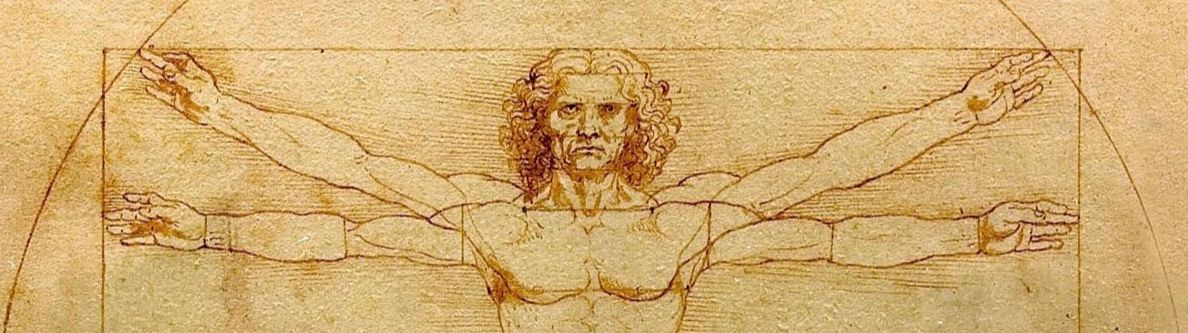 Vitruvian Man. Can't see it? Click to view in browser.