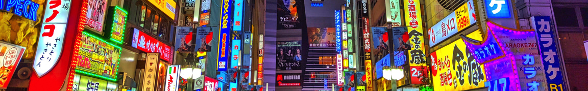 Lights of Shinjuku. Can't see 'em? Click to view in browser