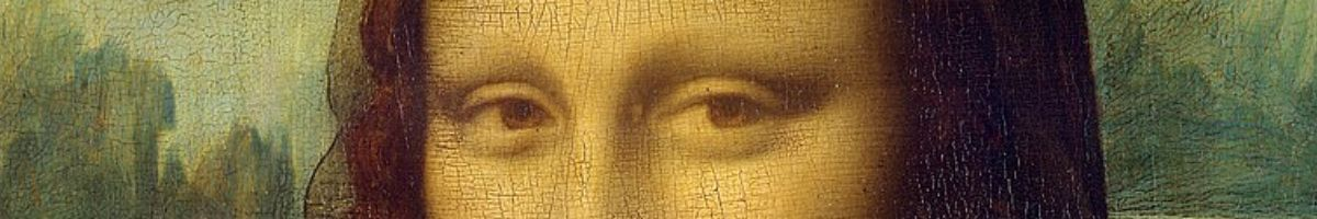 Mona Lisa. Don't see it? Click to view in browser.