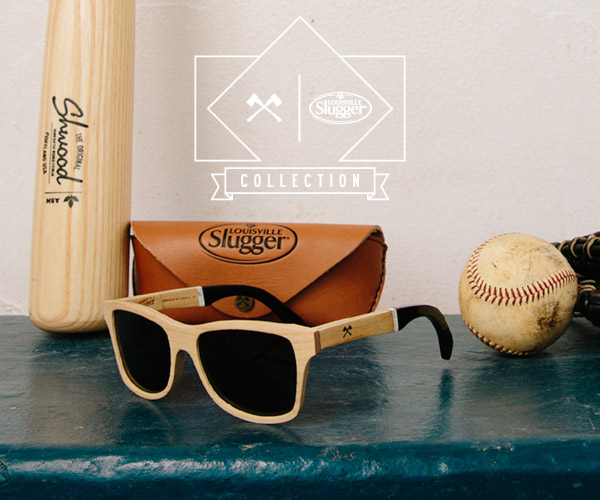 Shwood for Louisville Slugger Collection