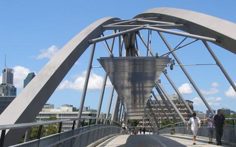 Image: Brisbane's Story Bridge