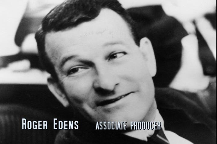 Roger Edens, music arranger
