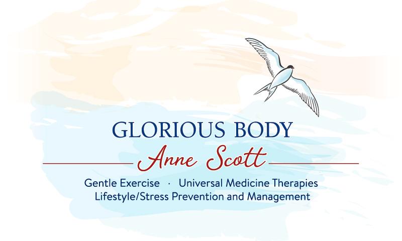 glorious body logo