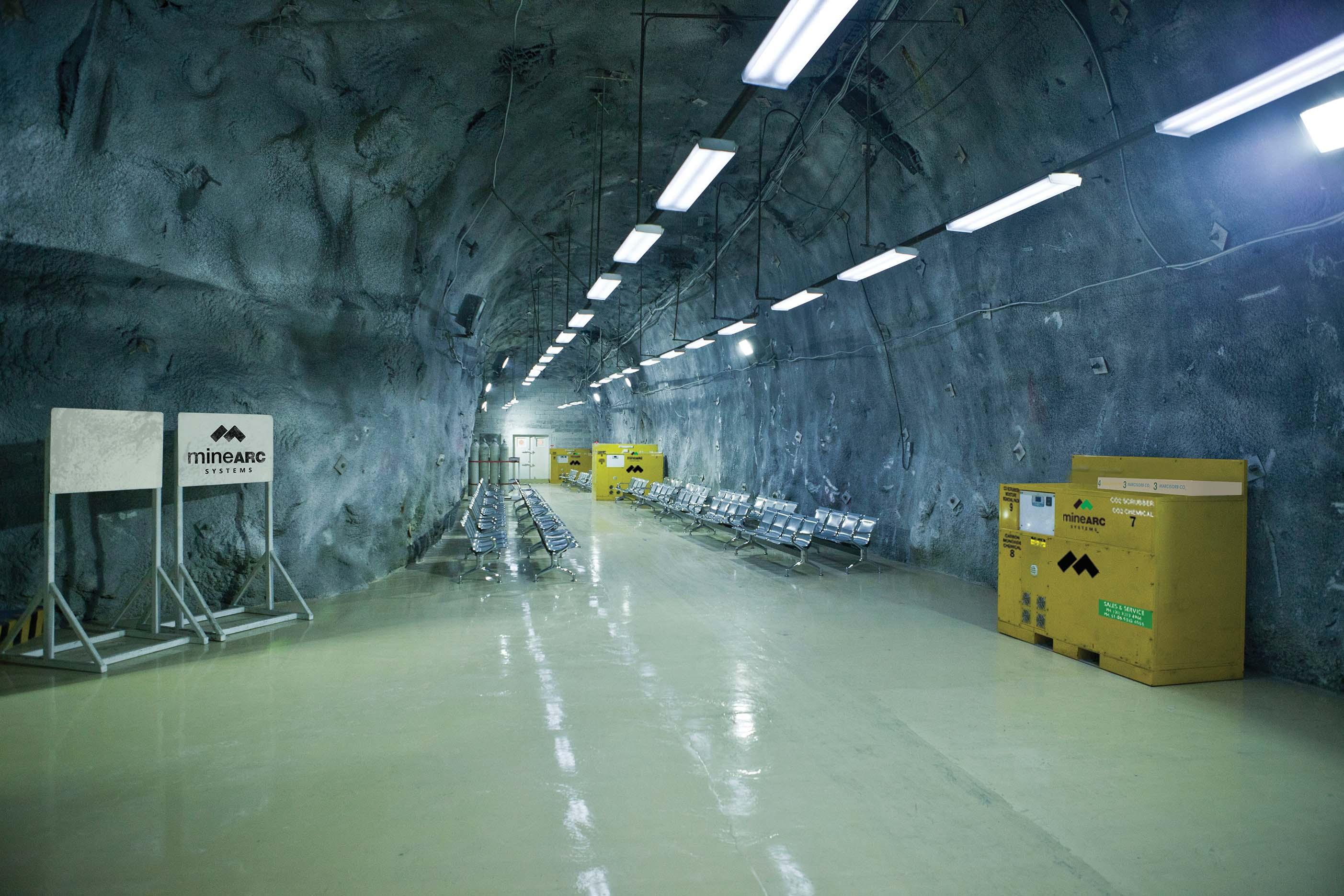 Permanent Chamber