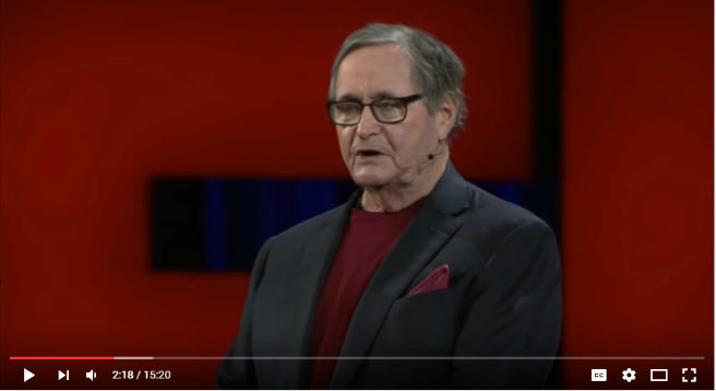 Dr. Brian Little   TEDTalk - Who Are You, Really? The Puzzle of Personality