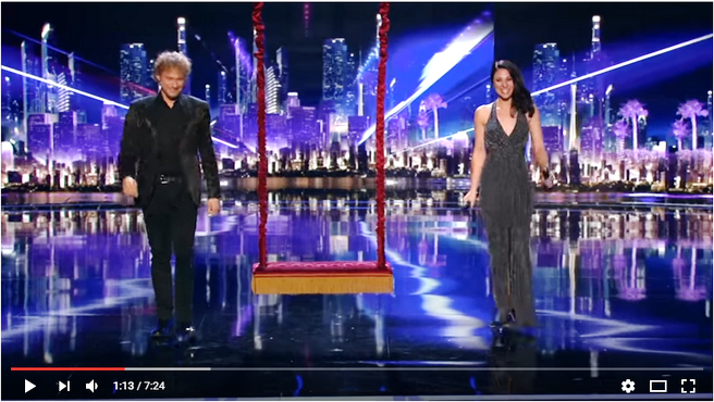 The Clairvoyants -Mind blowing impossible mind games   Judge Cuts 4 Full   America's Got Talent 2016
