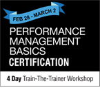 Performance Management Basics Certification