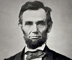 Lincoln Learned to Lead