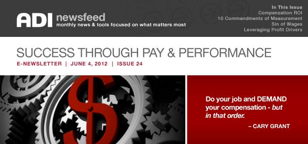 Success Through Pay & Performance