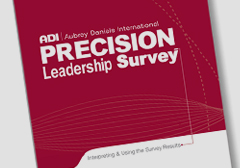 The Precision Leadership® Survey: Not Just Another Yardstick for M&T Bank