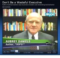 Aubrey Daniels ABC News