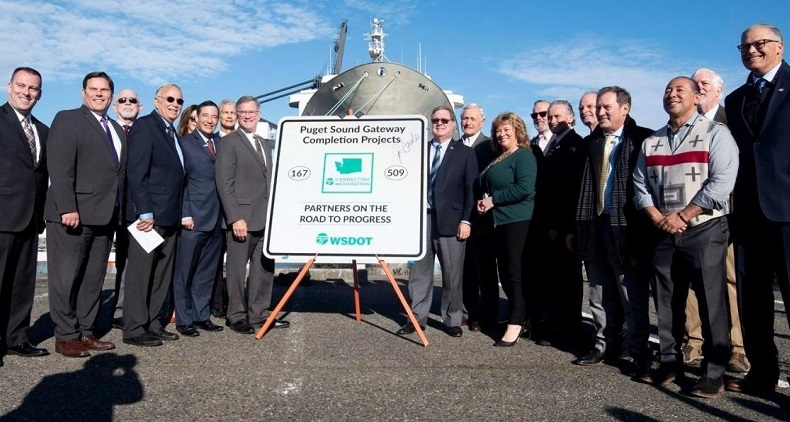 Puget Sound Gateway group photo