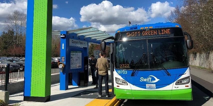 Swift bus