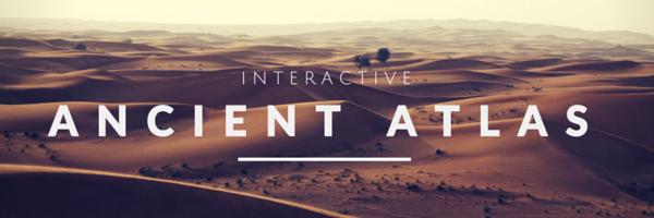 Interactive Ancient Atlas
