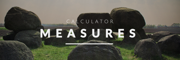 Weights & Measures Calculator