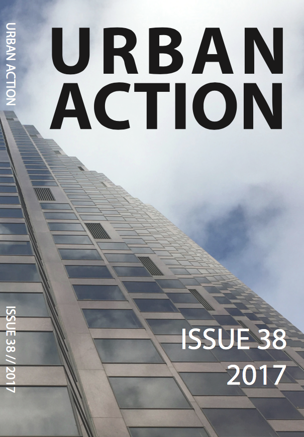 Urban Action journal cover