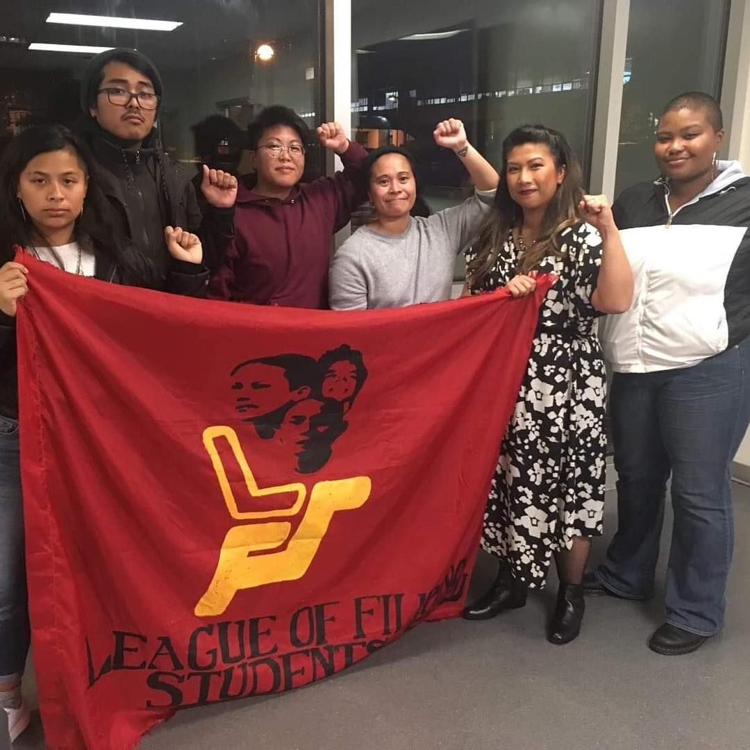 Filipino student group