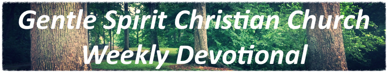 GSCC Weekly Devotional
