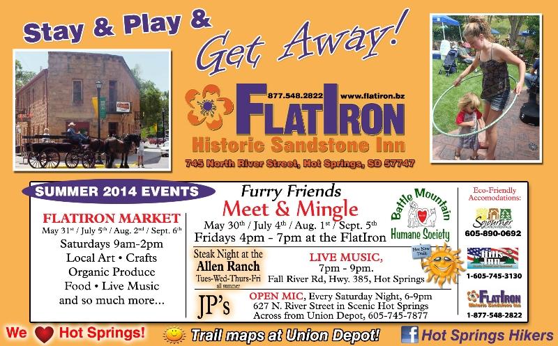 FlatIron Historic Sandstone Inn