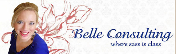 Bri Clark/Belle Consulting Header