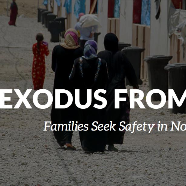 Exodus Mossul